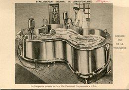ETABLISSEMENT THERMAL(CHAUDEFONTAINE) - Chaudfontaine