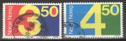 Norwegen 961/62 O - Norwegen
