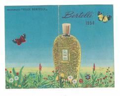 CALENDARIETTO BERTELLI  ALMANACCO 1954 SEMESTRINO - Calendari