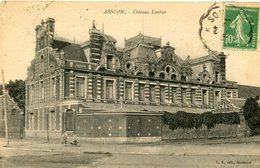 ABSCON - Château Lantier - France