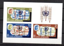 2 Hb De Jordania Antituberculosos. 1966 - Jordanie