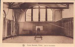 Ecole Normale Virton Salle De Gymnastique - Virton