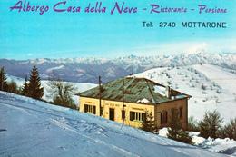 01963 MONTE MOTTARONE VERBANIA HOTEL - Verbania