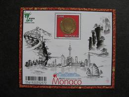 Monaco:  TB BF N° 96, Neuf XX . - Blocks & Kleinbögen