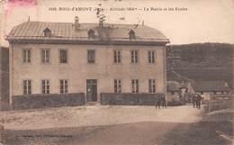 39 - Bois-d'Amont - La Mairie Animée - Les Ecoles - Autres Communes