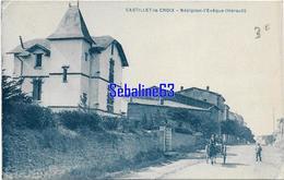 Castillet-la-Croix - Nézignan-L'Eveque - 1927 - Autres Communes