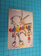 """1501-1525 : TRADING CARD 1991 JEU """"CANAILLES"""" PANINI / AMANDINE - GRAND FRERE DANS L'ECOLE - Trading Cards"""