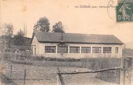 39 - Cerdon - Fabrique De Fourneaux - France