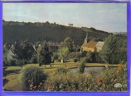 Carte Postale 36. Le Pin église De Ceaulmont Très Beau Plan - France