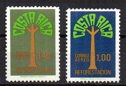 Serie Nº 757/8 Costa Rica - Costa Rica