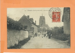 CPA - Fresnes L'éguillon  - (Oise) - Vue Sur Les Cressonnières  -  Fresne Léguillon - Other Municipalities