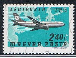 HO 154 // Y&T YVERT 395 AÉRIEN // 1977 - Hungary