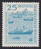 GERMANIA DDR - 1958 - Yvert 354 Nuovo MNH. - Neufs