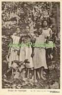 252 Sao Tome And Principe - S. Tomé Grupo De Raparigas - Edição De Jose Pimenta, Lda. - Sao Tome Et Principe