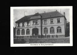C.P.A. DE BINING LES ROHRBACH 57 - France