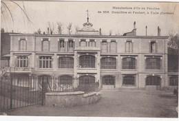 TULLE Manufacture D'or En Feuilles Dumilatre Et Flaubert - Tulle