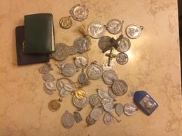 Grande Lotto Medaglie Religiose Circa 50 - Altri