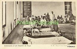 260 Sao Tome And Principe - S. Tomé Enfermaria D'um Hospital De Roça - Edição De Jose Pimenta, Lda. - Sao Tome Et Principe