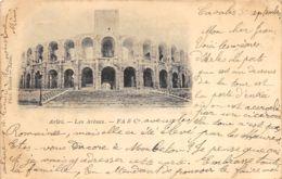 Arles - 1900 - Les Arènes - Arles