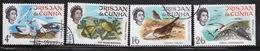 Tristan Da Cunha 1968 Complete Set Of Stamps Commemorating Birds. - Tristan Da Cunha