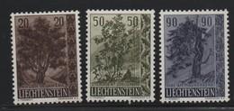 LIECHTENSTEIN N° 333/338 * (charnière) - Liechtenstein