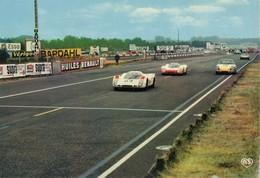 72 . LES 24 HEURES DU MANS . Passage Des Voitures  ARTAUD 23 - Le Mans