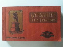Carnet De 48 CPA Du Château De Versailles Et Les Trianons (Yvelines 78) - Versailles (Château)