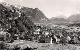 LIECHTENSTEIN - 1 CARTE POSTALE ANCIENNE - VALDUZ - Liechtenstein