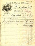 PARIS.SOCIETE DES PARFUMS PARISIENS.B.DUFOUR & Cie.USINE A PANTIN. - Chemist's (drugstore) & Perfumery