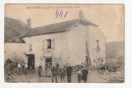 BEAUMOTTE LES PINS - MAISON SAGE - MARECHAL FERRANT - CAFE RESTAURANT - 70 - France