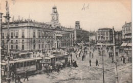 *** MADRID ***  Puerta Del Sol TTB Tram  - Unused - Madrid