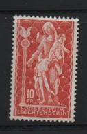 LIECHTENSTEIN N° 397 * (charnière) - Neufs