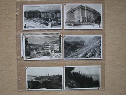 YOUGOSLAVIE - LOT 12 CARTES POSTALES ANCIENNES - Yougoslavie