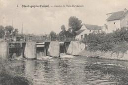 Montigny-le-Tilleul.-Jambe De -Bois-Déversoir----scan---- - Montigny-le-Tilleul