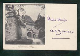 CPA (87) Vayres  -  Par St-Georges-les-Baillargeaux - France