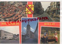 57 - BOULAY - SOUVENIR   - MOSELLE - Boulay Moselle