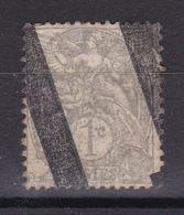 D316/ N° 107 CACHET TYPO - France