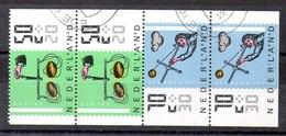 Sellos De Carnet De Holanda N ºYvert 1258a (o9 - Carnets Et Roulettes