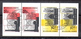 Sellos De Carnet De Holanda N ºYvert 1285a (o) - Carnets Et Roulettes