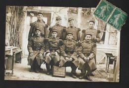 Militaire Militaria - N°106 Au Col - Belle Carte Photo à étudier - Régiments