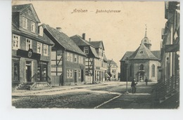 ALLEMAGNE - AROLSEN - Bahnhofstrasse - Allemagne