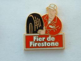 PIN'S FIER DE FIRESTONE - ZAMAC - Pins