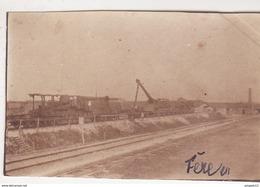 Au Plus Rapide Camp De Mailly Obusiers Artillerie Très Bon état - 1914-18