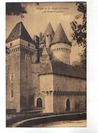 24 Chateau De La Roque XI°s Pres ST CYPRIEN - Altri Comuni