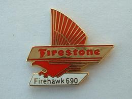 PIN'S FIRESTONE - FIREHAWK 690 - ZAMAC - Pins