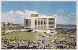 CARTOLINA - POSTCARD - TURCHIA - HILTON OTELI - HILTON HOTEL - ISTANBUL - Turchia