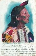 CHIEF SPOTTED HORSE - CAPO INDIANO - VG 1906 - Indiani Dell'America Del Nord