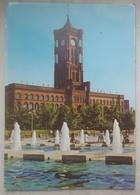 BERLIN Haupstadt Der DDR - Rathaus - Town Hall - Hotel De Ville   G2 - Germania