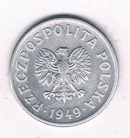 50 GROSZY 1949  POLEN /0841/ - Polen