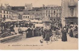 Audierne La Place Du Marché - Audierne